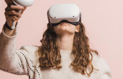 Virtual Reality en film
