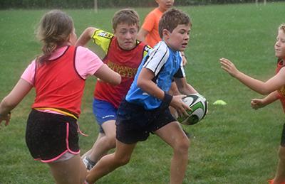 Rugby en survivalkamp