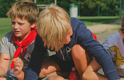 Start inschrijvingen IBO, sportkampen en speelplein.