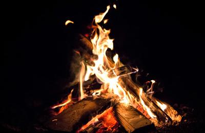 Bushcraft - vuur maken en kampvuurkoken